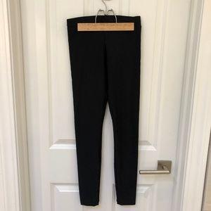 American Apparel Pants - American Apparel Nylon Tricot Leggings Black Sm.